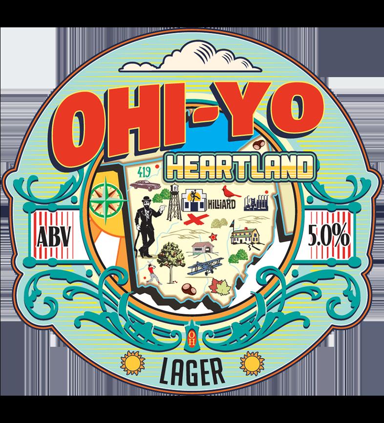 OHI YO Heartland Lager
