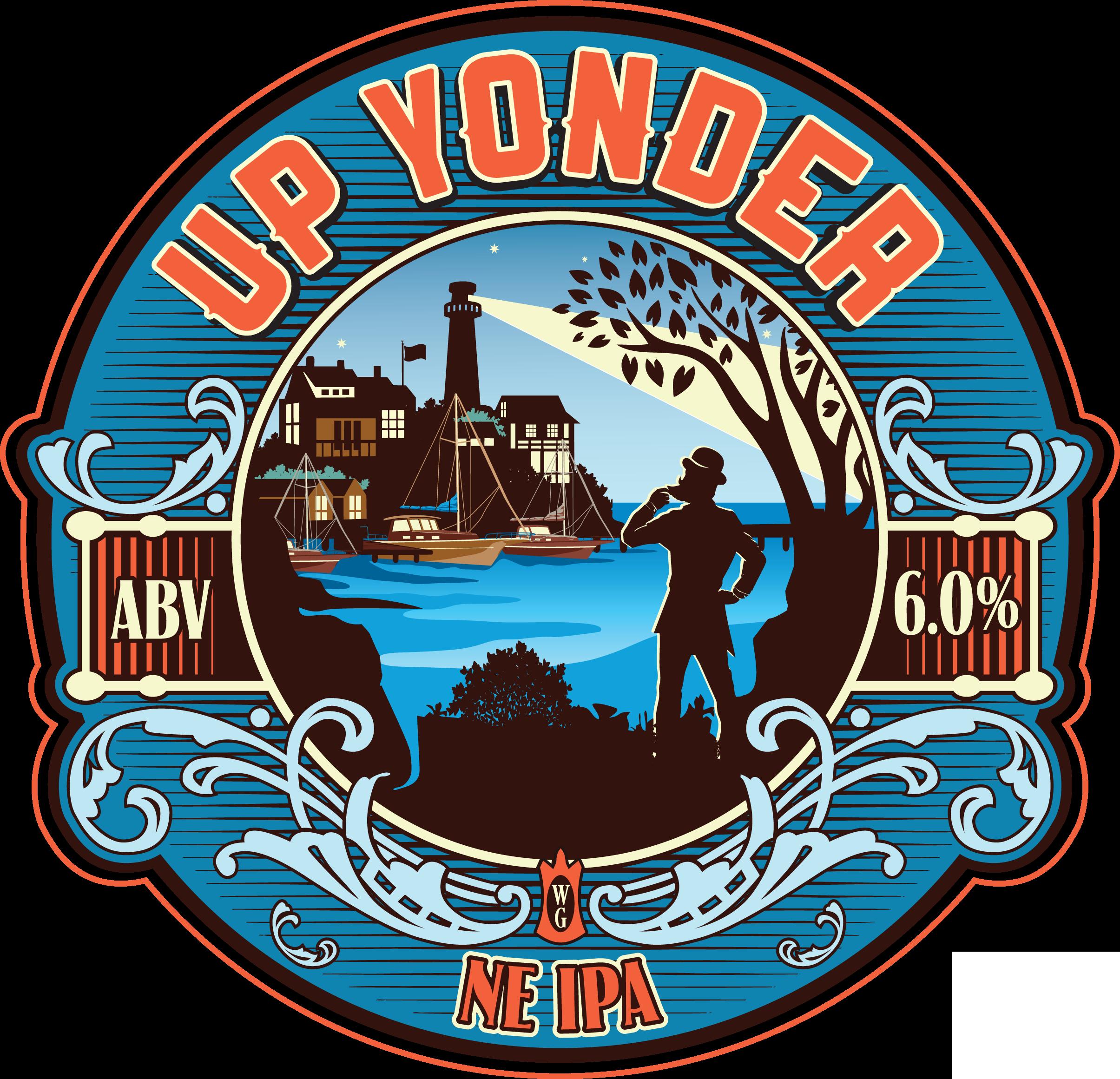 Up Yonder!