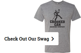 Crooked Can Tshirt